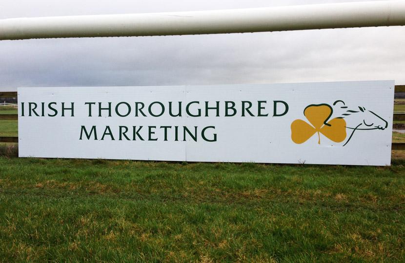 racecourse-signage